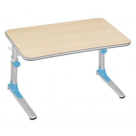 Biurko ergonomiczne rosnące razem z dzieckiem niebieskie Junior Mayer - ergopoint.com.pl