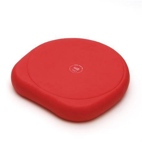 Poduszka sensomotoryczna SitFit Plus 37cm czerwona - ergopoint.com.pl